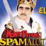 Elio in Spamalot