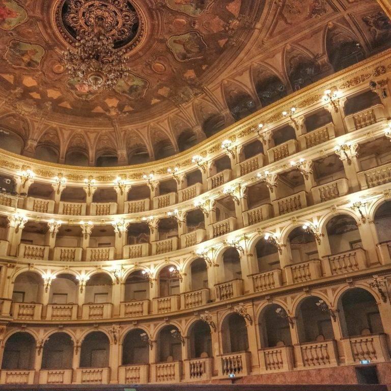 Teatro Comunale Bologna Golfo Mistico