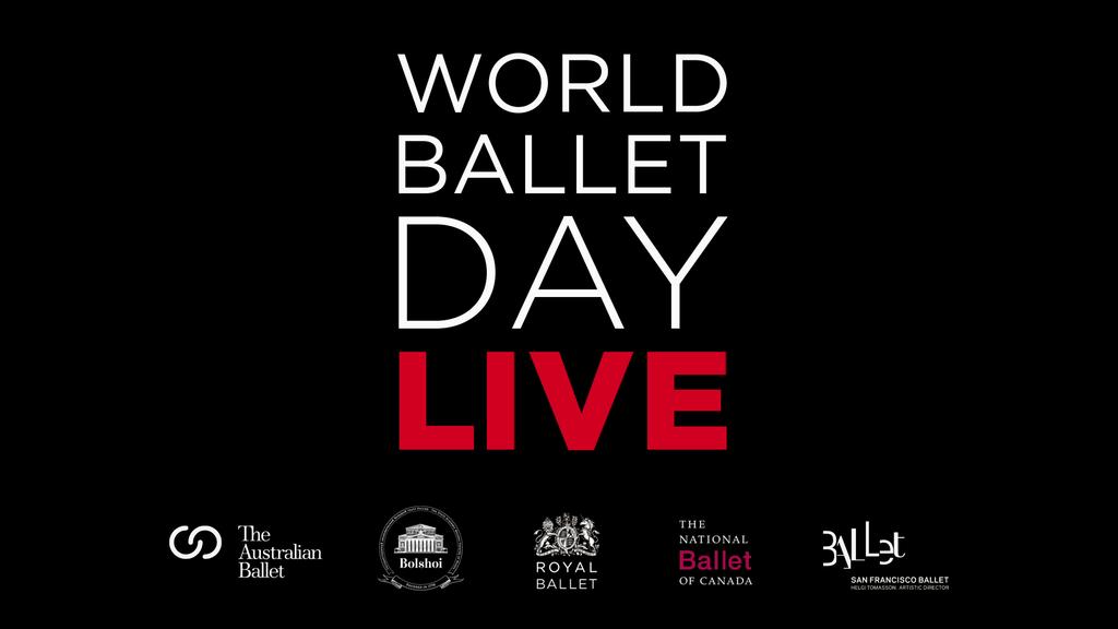 World Ballet Day 2019