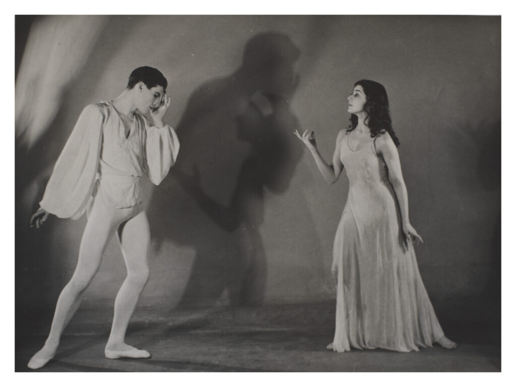Dante Sonata, Michael Somes e Margot Fonteyn