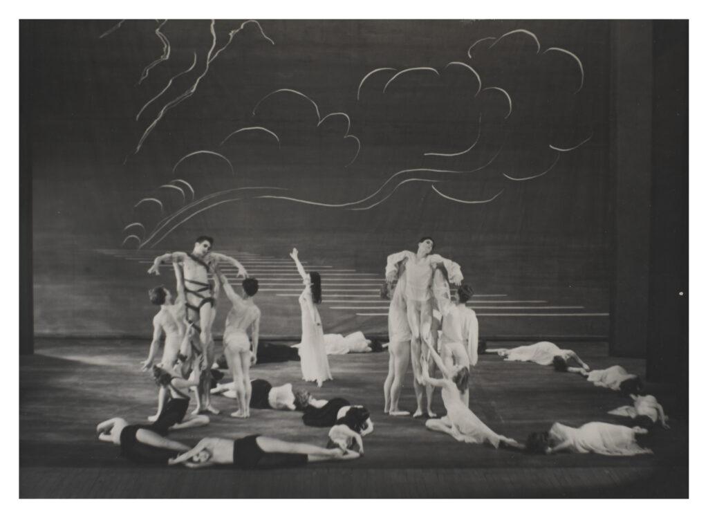 Dante Sonata, Sadler's Weels Ballet
